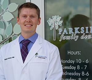 Dr. Harward - Cary NC Dentist
